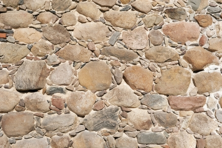 Old granite wall background Stock Photo - 15890082