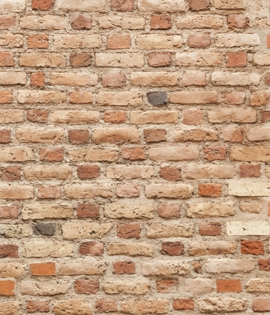 Background of vintage brick wall  texture Stock Photo - 16849583