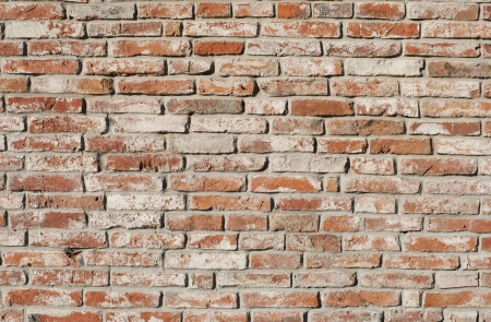 Background of old brick wall  texture Stock Photo - 16849526