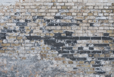 Background of vintage brick wall  texture Stock Photo - 17514641