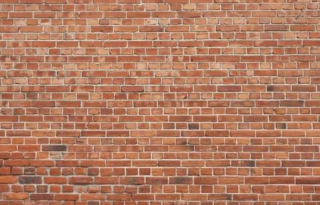 Achtergrond van oude vintage bakstenen muur Stockfoto - 21160662