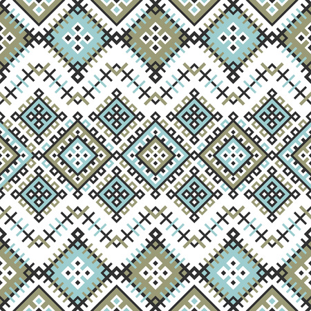pattern geometric: geometric ethnic cute modern pattern Illustration