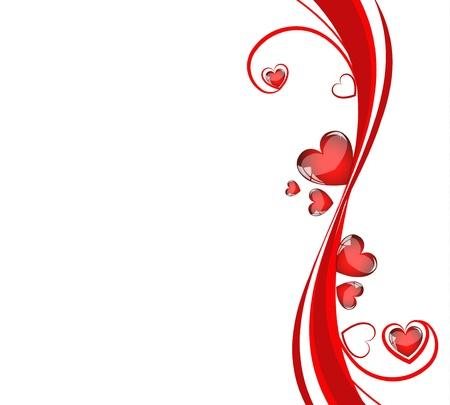 Love card Stock Vector - 17805462