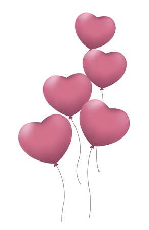 kreativ:  pink balls