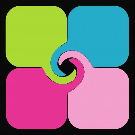 vector creative logo