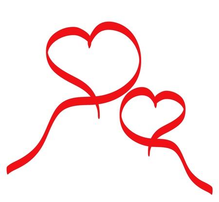 creative heart Illustration