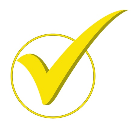 yellow icon Vector