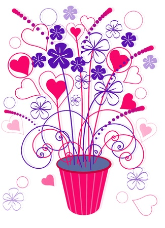 flowers Stock Vector - 17805616