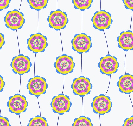 seamless background Illustration