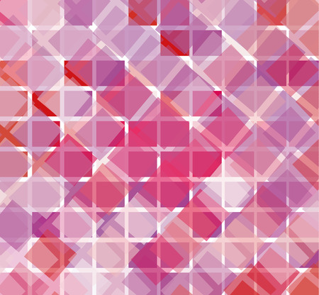 Vector creative background with squares Illustration