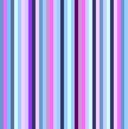 Flawless Vector background with color stripes Иллюстрация