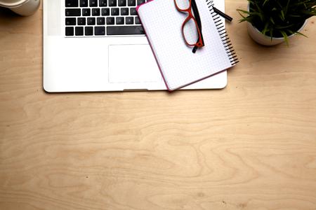 Office desk Reklamní fotografie