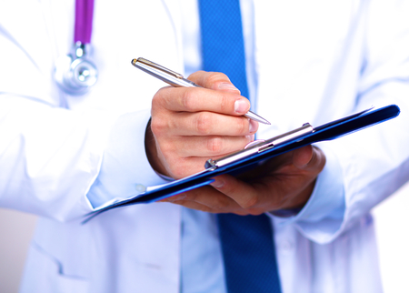 therapeutics: a young doctor in the Office makes an entry.