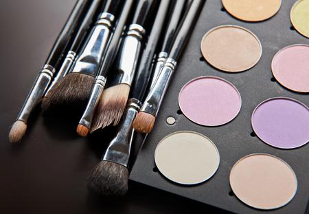Various cosmetics