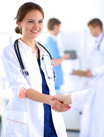 medical people: