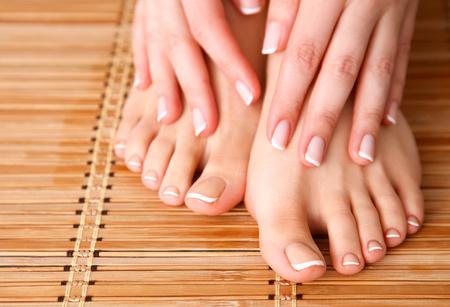 Shot of a beautiful woman's feet