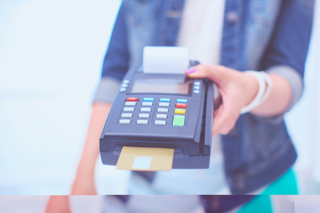 Credit card payment, buy and sell products service. Credit card