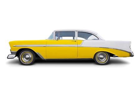 taxi jaune cabine, dépourvue de marques  Éditoriale