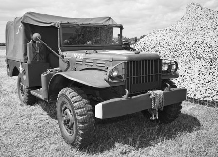 Old US Army Truck