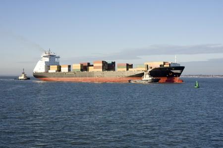 importer: Cargo Ship