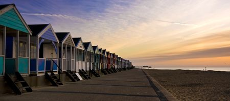 Southwold Beach Huts photo