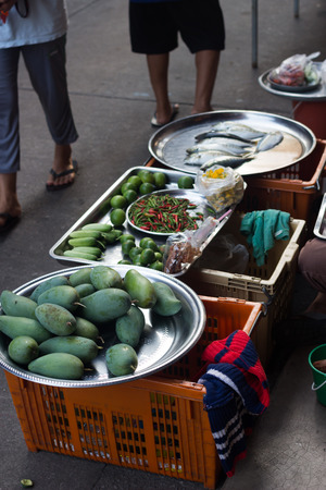 stall: Mango Selling on the Stall