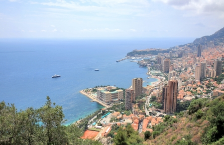 Panorama Monte Carlo Monaco photo