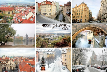 Beautiful Prague pictures  photo