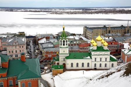 precursor: Church of the Nativity of John the Precursor Nizhny Novgorod Russia