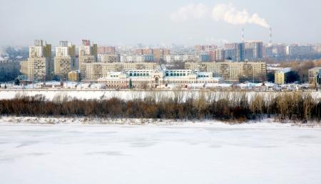nizhny novgorod: Trade Fair (Nizhegorodskaya Yarmarka), Nizhny Novgorod, Russia.