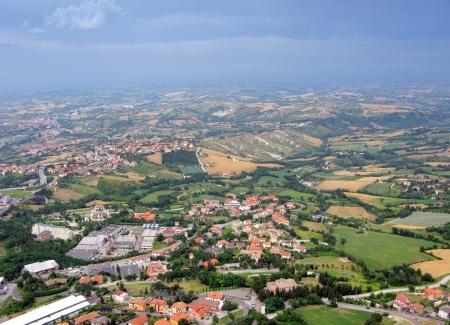 sammarinese: La Repubblica di San Marino