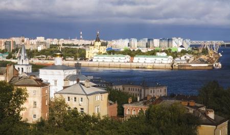 nizhny novgorod: August in Nizhny Novgorod Russia