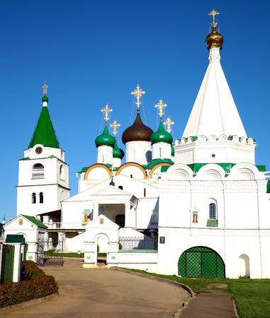 nizhny novgorod: Pechersky Ascension Monastery Nizhny Novgorod Russia
