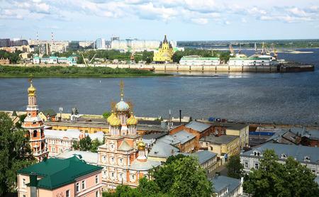 nizhny novgorod: Summer Nizhny Novgorod Russia