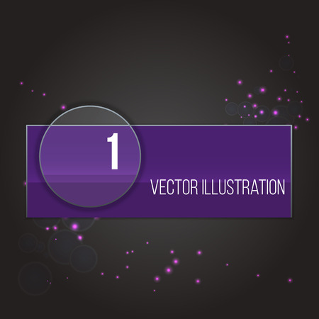 concave: Web banners for website or app or business. Vector illustration