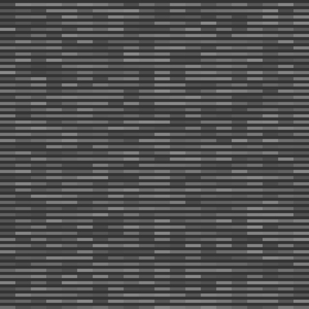 interference: No signal TV screen illustration Interference screen, vector. Illustration