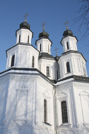 The Savior Transfiguration Cathedral in Izium