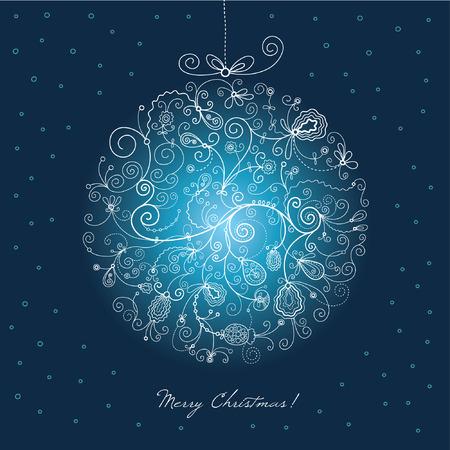 christmas card Stock Vector - 5998161