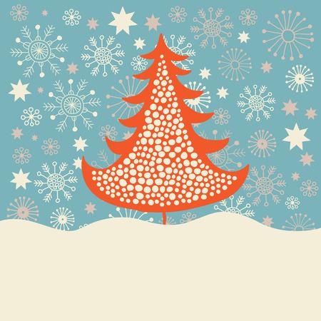 christmas card Stock Vector - 5998179
