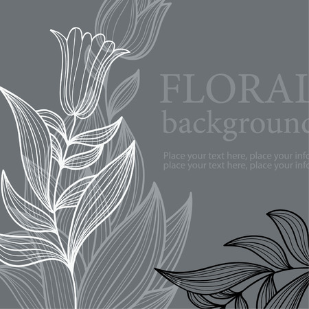 vertical floral banners Stock Vector - 6550121