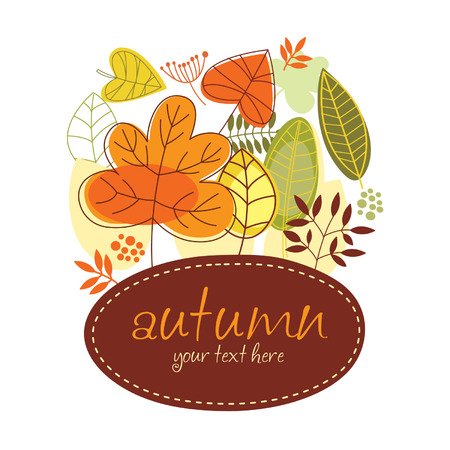 autumn Stock Vector - 17035980