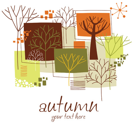 autumn Stock Vector - 17035977