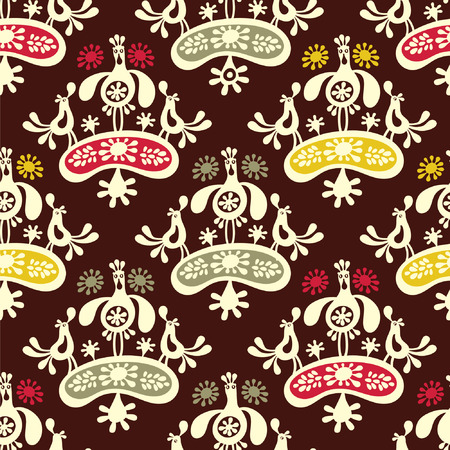 seamless pattern Stock Vector - 7646100