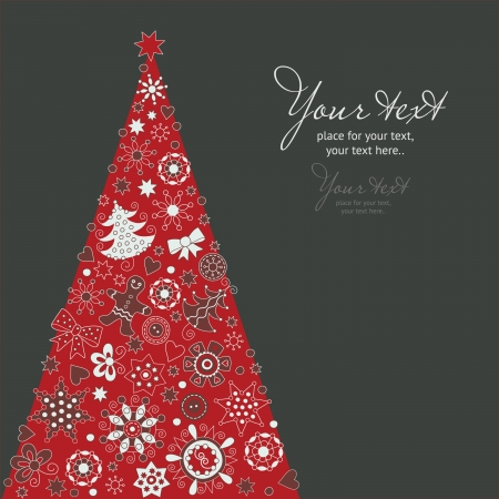 weihnachten zweig: Weihnachtsbaum