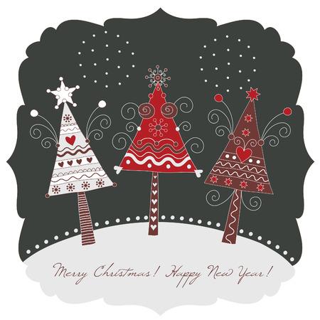 christmas tree Stock Vector - 8009212