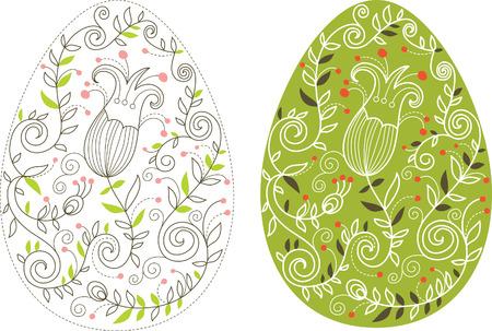 ester: Ester eggs Illustration