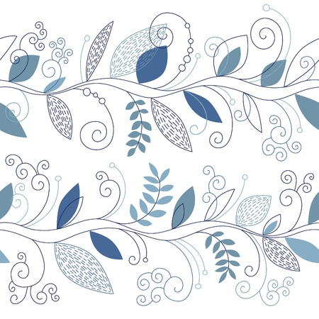 seamless floral pattern  Stock Vector - 12445960
