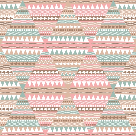 distorted: Fabric texture with geometric pattern