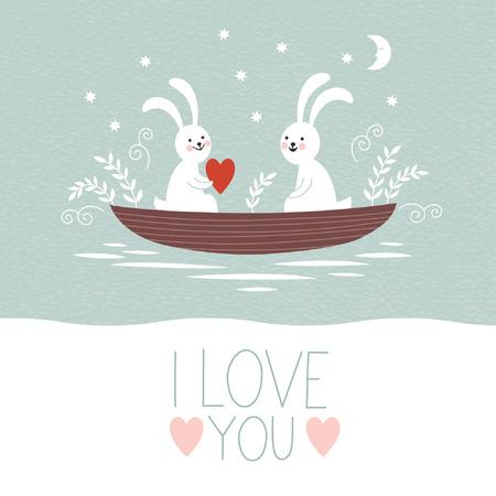 Giorno o matrimonio Carta di San Valentino s