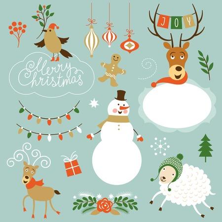 クリスマス クリップ アート。